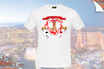 Poker Pin-up