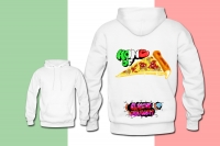 "Hoody ""Home of Pizza"""