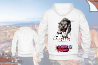 "Hoody ""Poker Tiger"""