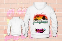 "Hoody ""lunatic rush"""