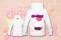 "Hoody""Kiss stealin´"""