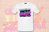 "T-Shirt ""Won it all done it all"""