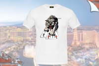 "T-Shirt ""Poker Tiger"""