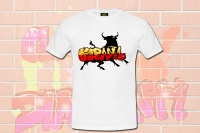 "T-Shirt ""Graffiti Spanien"""
