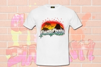 "T-Shirt ""lunatic rush"""