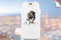 "Tanktop ""Poker Tiger"""