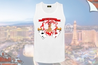 "Tanktop ""Poker Pin-up"""